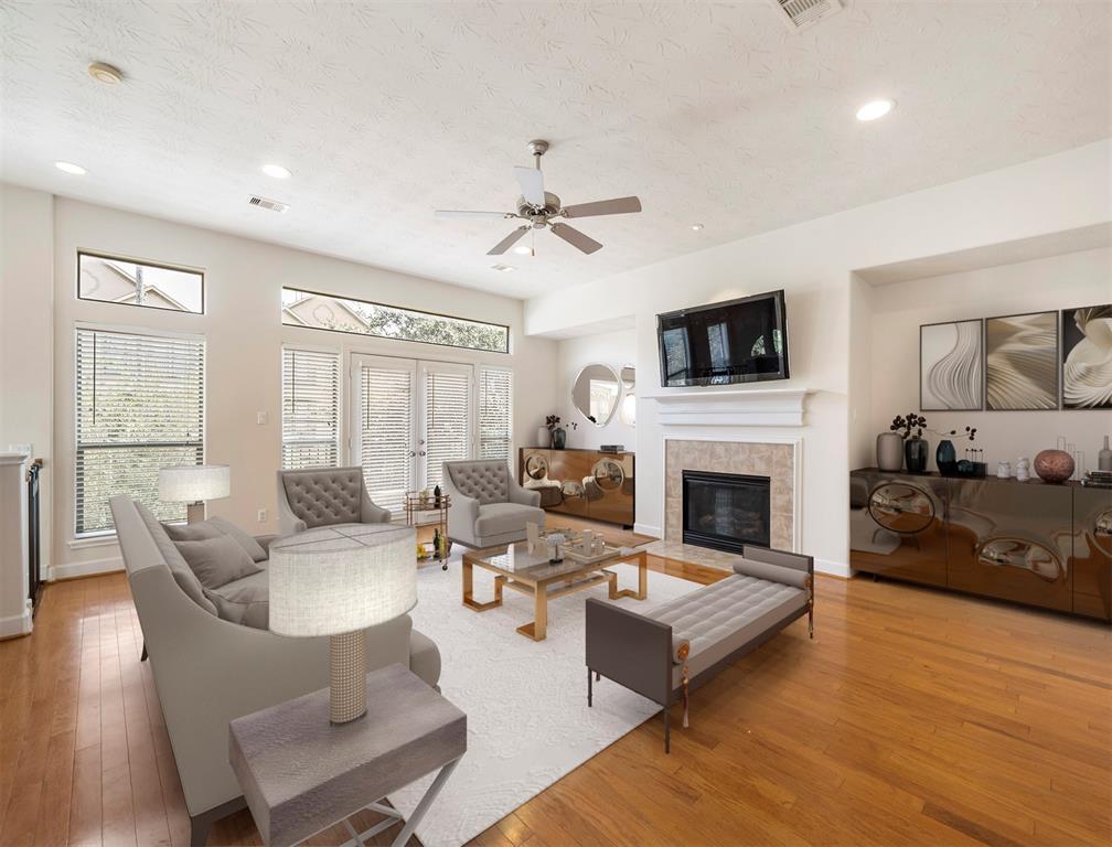 homes for sale in washington corridor | 1309 Birdsall Street Houston, Texas 77007 21