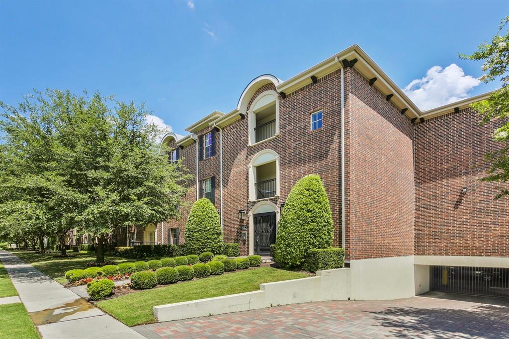 Active Option Contract   3116 Rosedale Avenue #105 University Park, Texas 75205 1