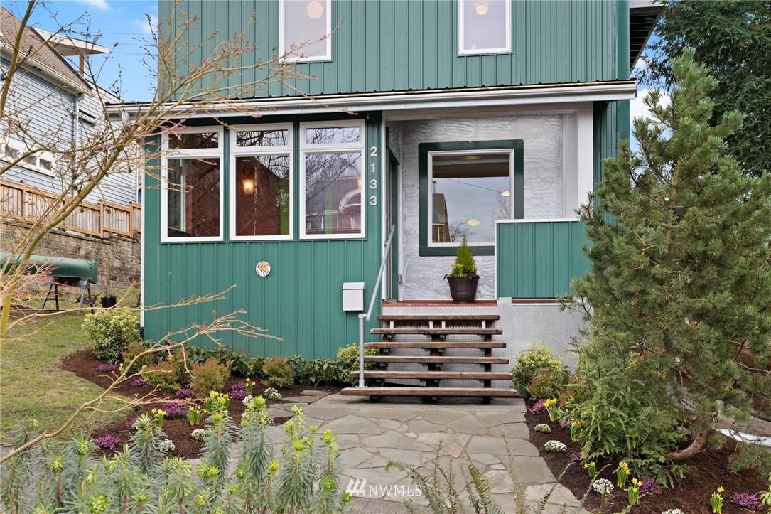 Sold Property   2133 N 63rd Street Seattle, WA 98103 1