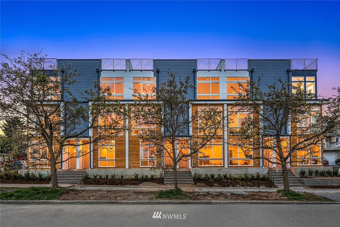 Sold Property | 9201 Linden Avenue N #D Seattle, WA 98103 0