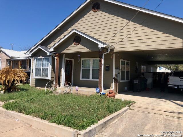 Homes for sale in San Antonio | 227 W HART AVE San Antonio, TX 78214 3