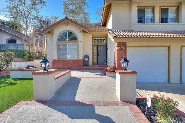 Closed | 15244 Green Valley Drive Chino Hills, CA 91709 1