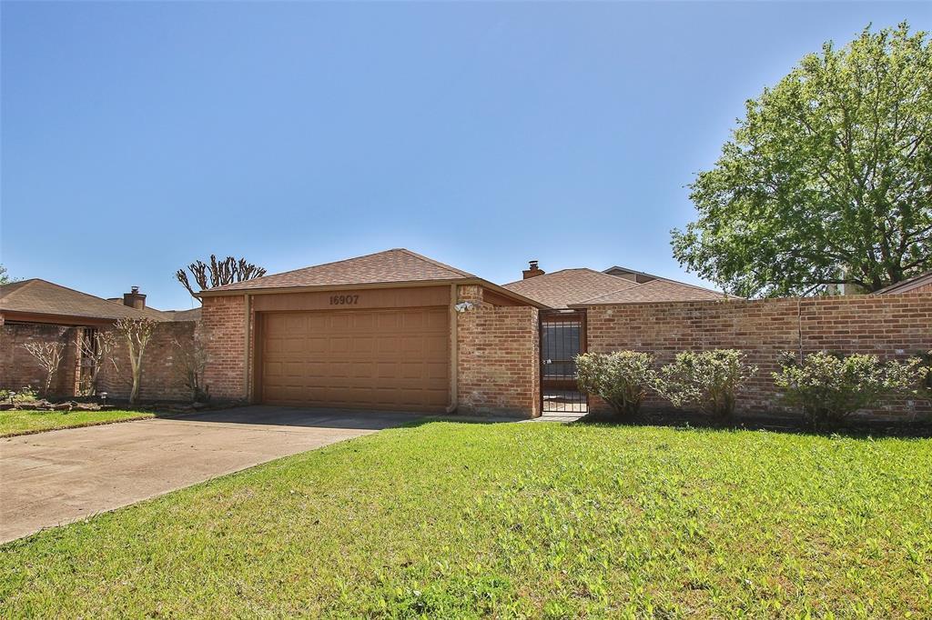 Off Market   16907 Amidon Drive Spring, Texas 77379 0