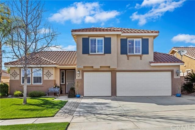 Closed   1371 Sunburst Drive Beaumont, CA 92223 1