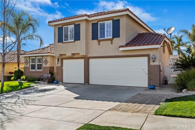 Closed   1371 Sunburst Drive Beaumont, CA 92223 53