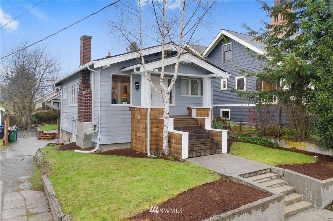 Sold Property   108 NW 79th Street Seattle, WA 98117 0