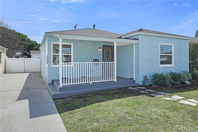 Active Under Contract | 4910 W 131st Street Hawthorne, CA 90250 1