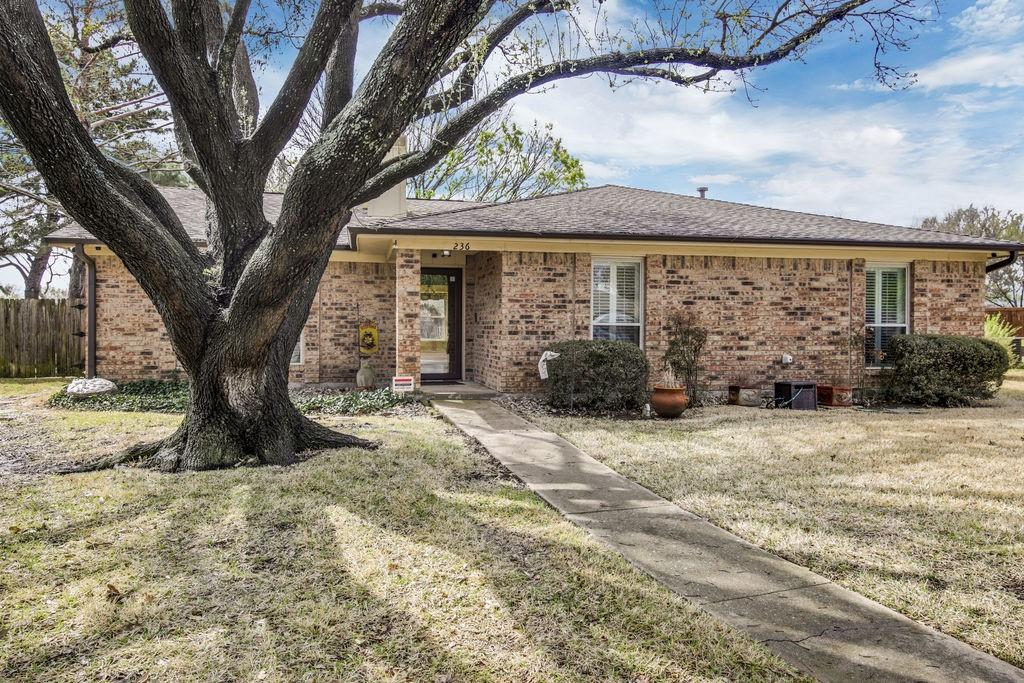 Sold Property | 236 Glenwood Drive Coppell, Texas 75019 0