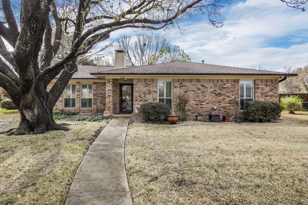 Sold Property | 236 Glenwood Drive Coppell, Texas 75019 1