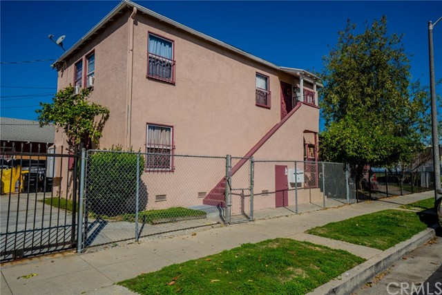 Active | 4607 Wadsworth Avenue Los Angeles, CA 90011 4