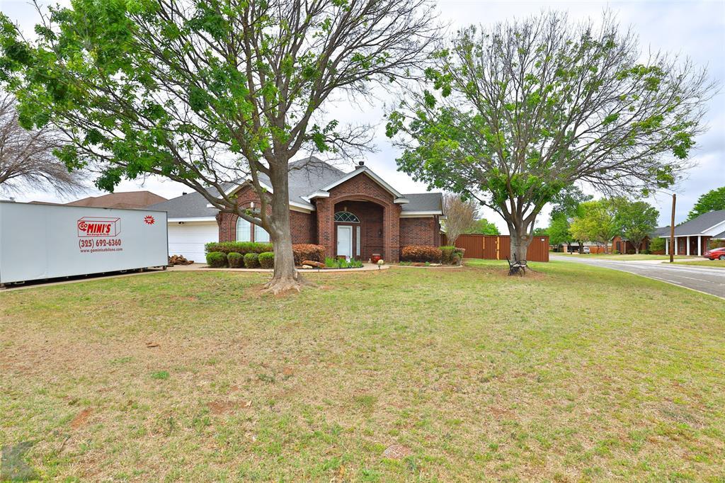 Active Option Contract | 5102 Holly Way Abilene, Texas 79606 1