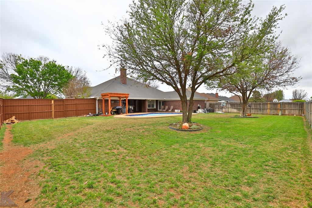Active Option Contract | 5102 Holly Way Abilene, Texas 79606 22