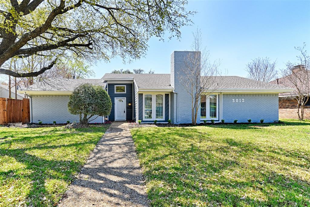 Sold Property   3812 Big Horn Trail Plano, Texas 75075 1