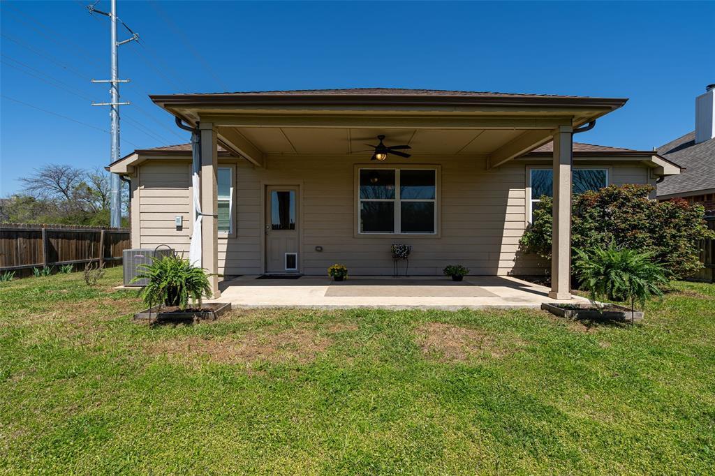 Sold Property   2716 Aspenhill Drive Denton, Texas 76209 32