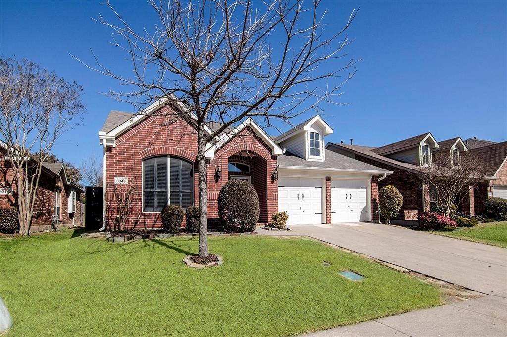 Leased | 3348 Woodberry Lane McKinney, Texas 75071 2