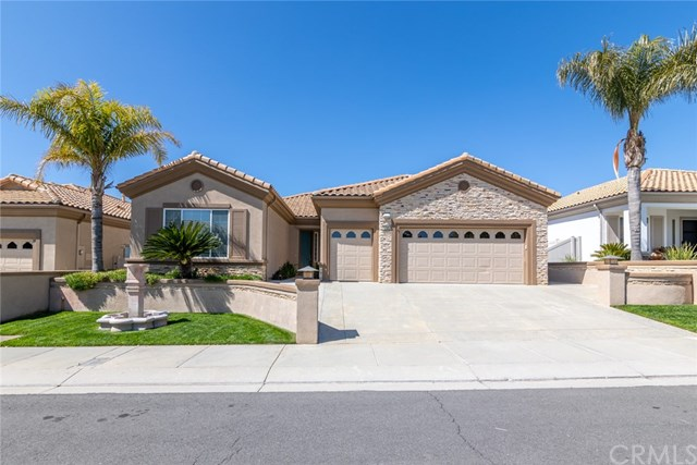 Active Under Contract | 1700 Litchfield Drive Banning, CA 92220 1