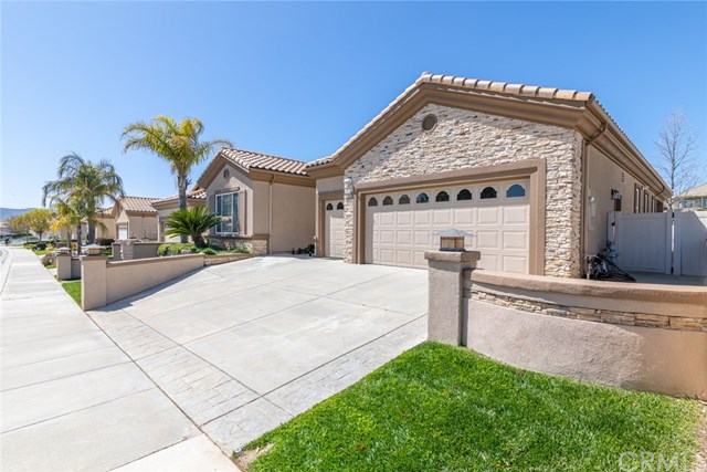 Active Under Contract | 1700 Litchfield Drive Banning, CA 92220 2