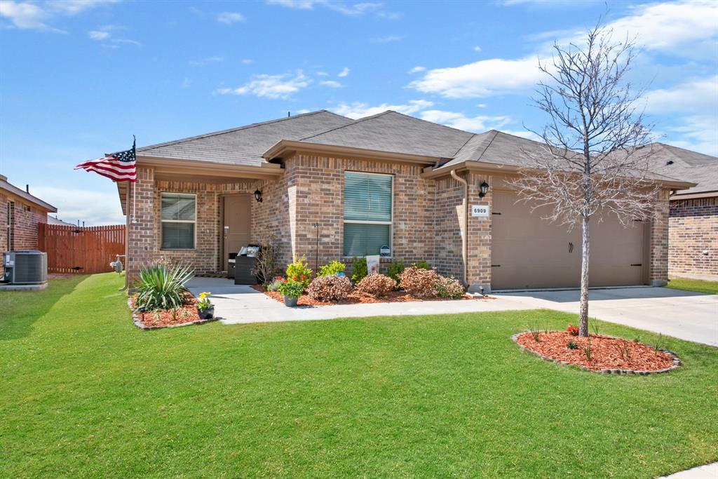 Sold Property | 6909 Cruiser Lane Fort Worth, Texas 76179 1