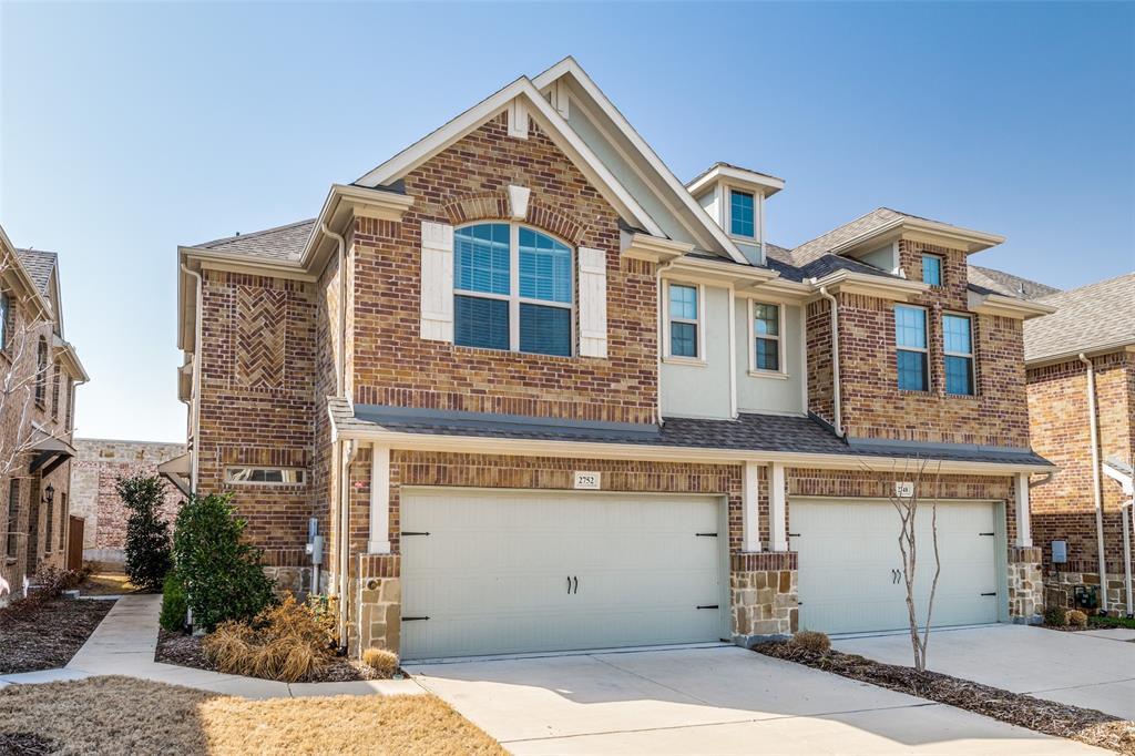 Active Option Contract | 2752 Starburst Little Elm, Texas 75068 0