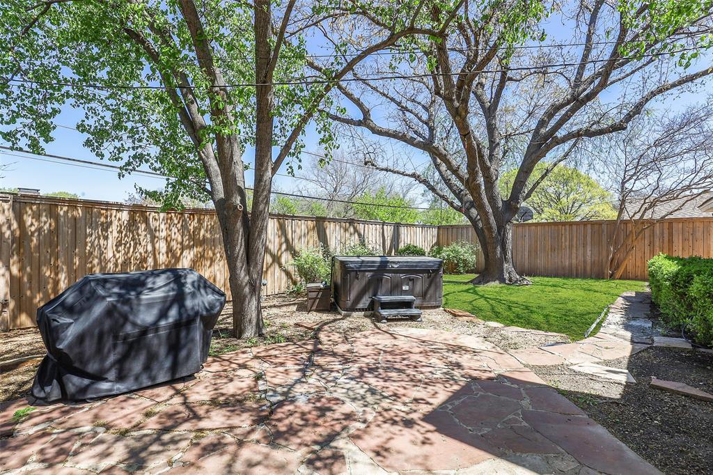Active Option Contract | 3645 Warick Drive Dallas, Texas 75229 32