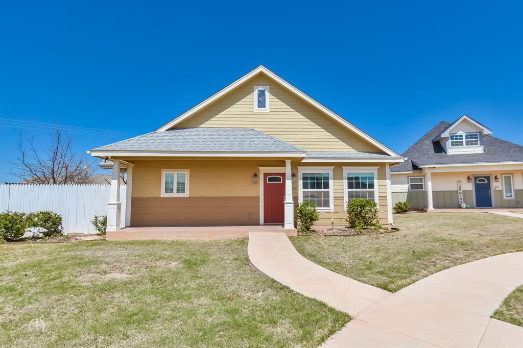 Sold Property | 1742 Chianti Drive Abilene, Texas 79601 1