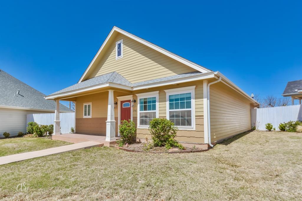 Sold Property | 1742 Chianti Drive Abilene, Texas 79601 2