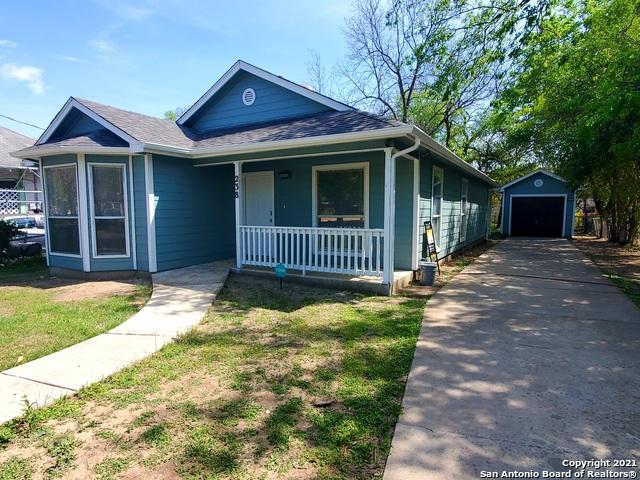 Active Option | 238 CORLISS San Antonio, TX 78220 1