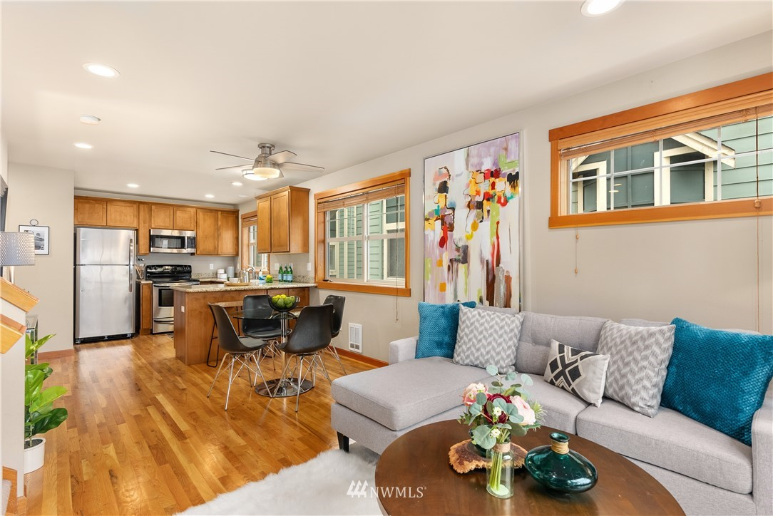 Sold Property | 7538 24th Avenue NW #A Seattle, WA 98117 7