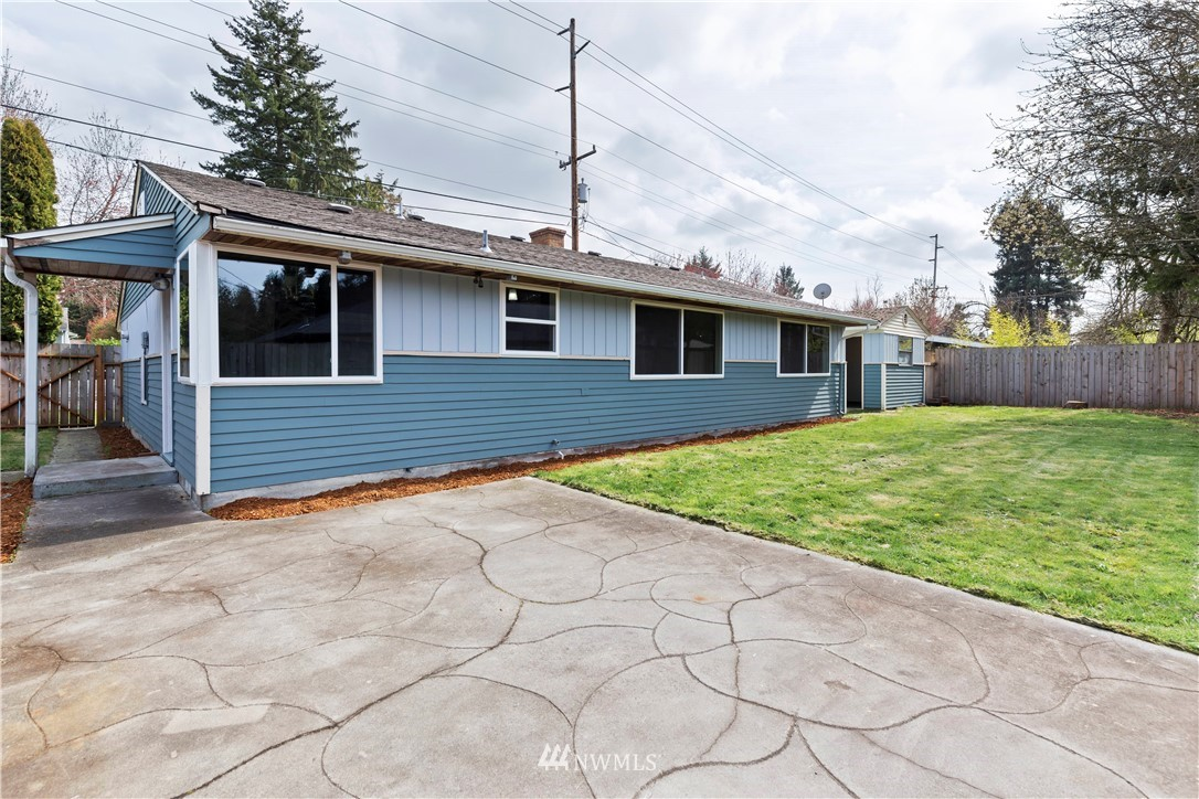 Sold Property   16727 5th Avenue NE Shoreline, WA 98155 15