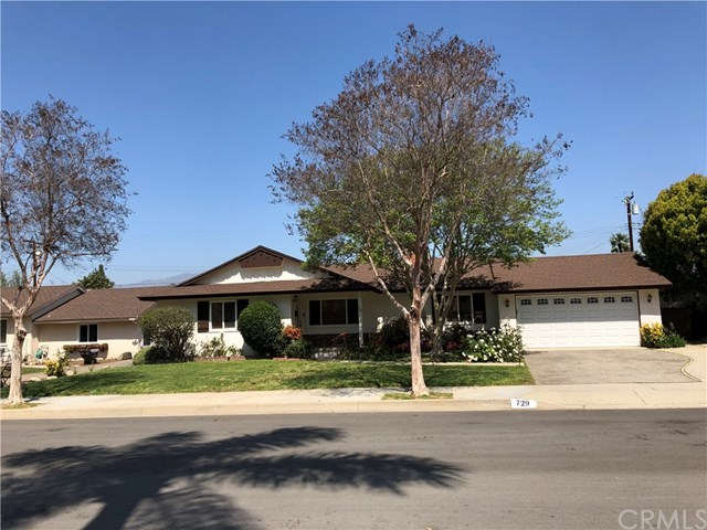 Closed | 729 W Kenoak Drive Covina, CA 91722 1