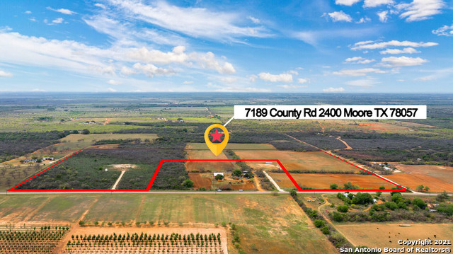 Active | 7099 County Road 2400 Moore, TX 78057 1