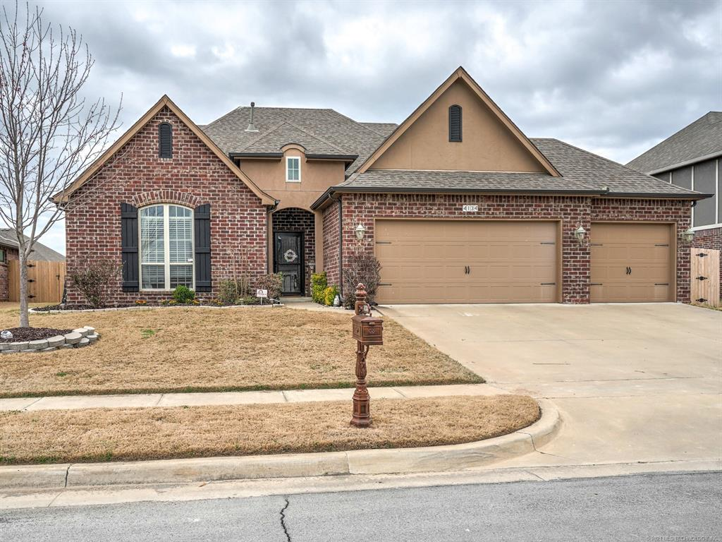 Off Market | 4134 S 185th East Avenue Tulsa, Oklahoma 74134 0