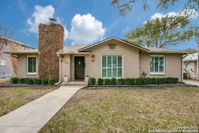 Pending | 116 W OAKVIEW PL Alamo Heights, TX 78209 0