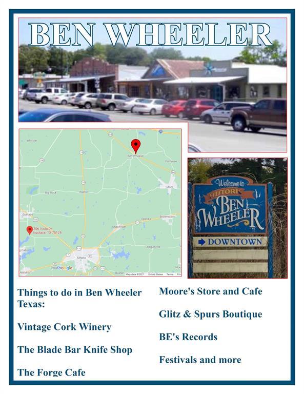 Sold Property | 206 Vista Drive Eustace, Texas 75124 20