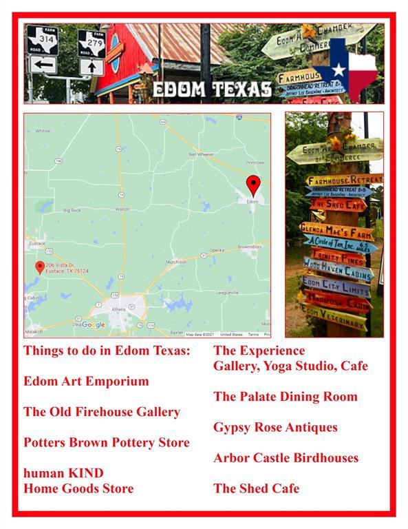 Sold Property | 206 Vista Drive Eustace, Texas 75124 24