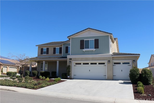 Pending | 1690 Brockton Lane Beaumont, CA 92223 1