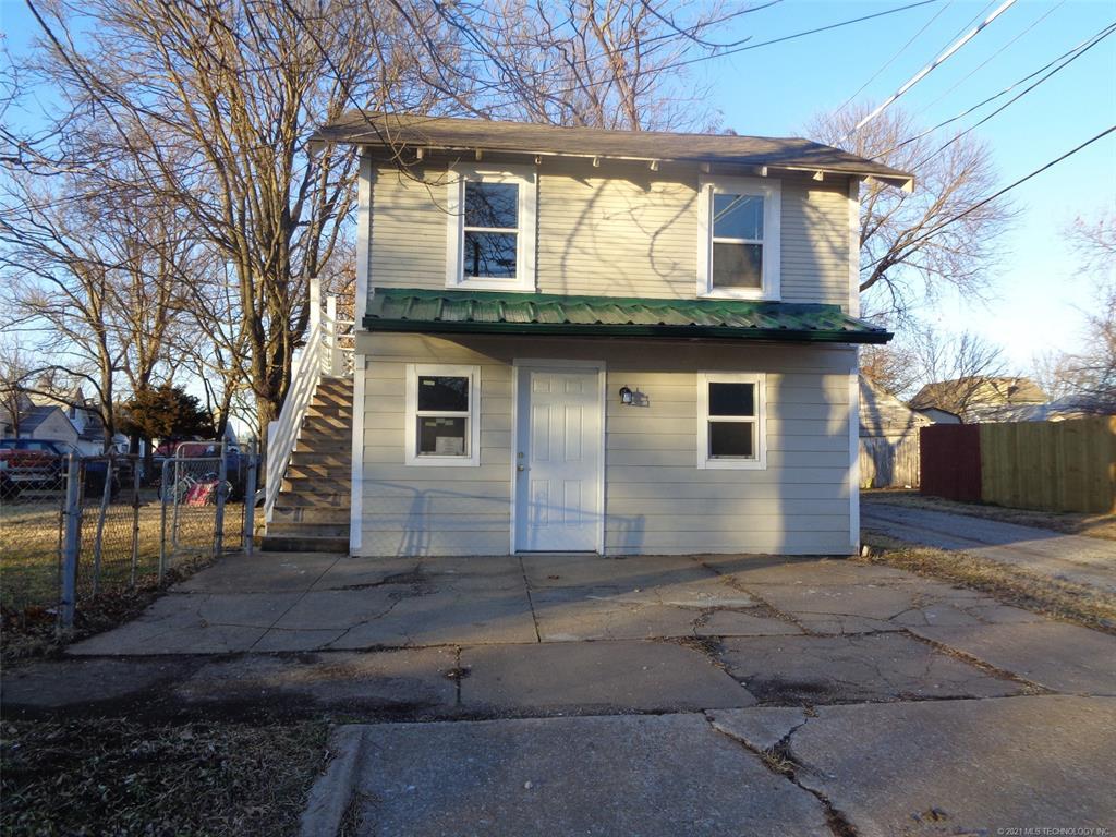 Active   1120 S Armstrong Avenue #2 Bartlesville, Oklahoma 74003 0