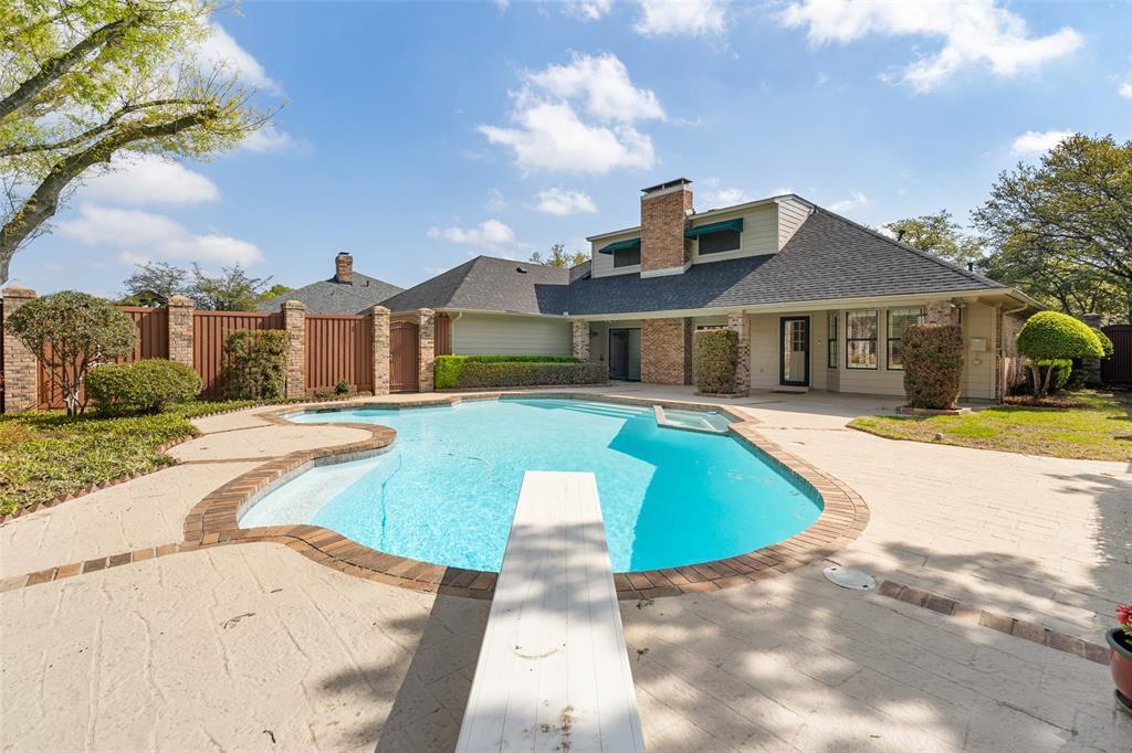 Active   15803 Ranchita Drive Dallas, Texas 75248 0