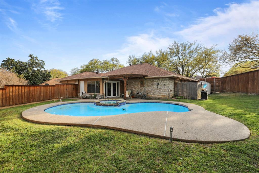 Active Option Contract | 7126 Tabor Drive Dallas, Texas 75231 1