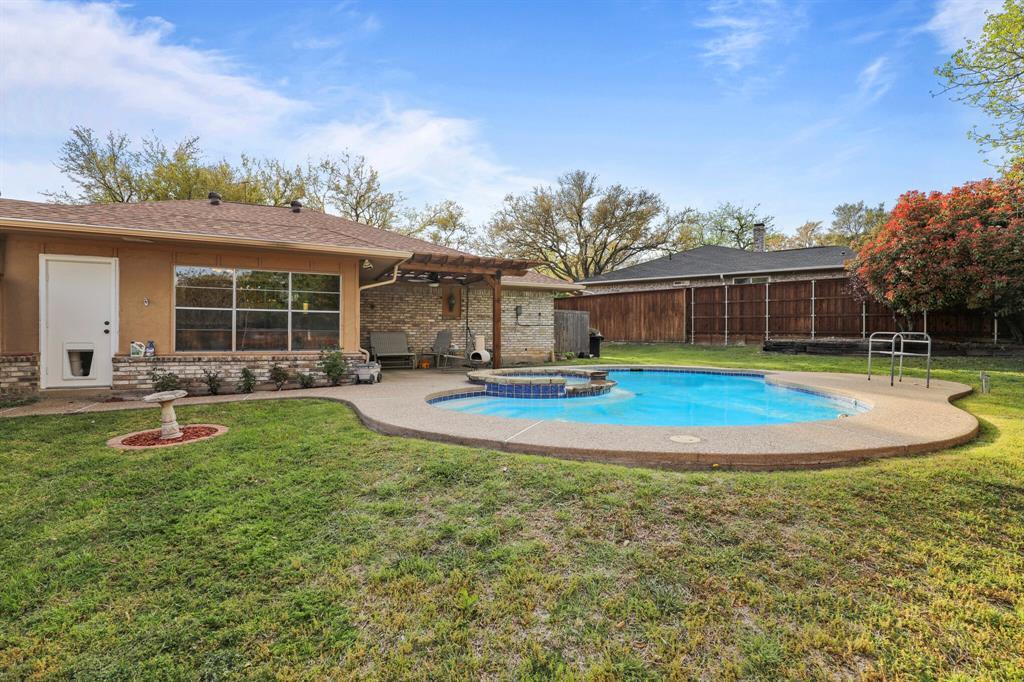 Active Option Contract | 7126 Tabor Drive Dallas, Texas 75231 30