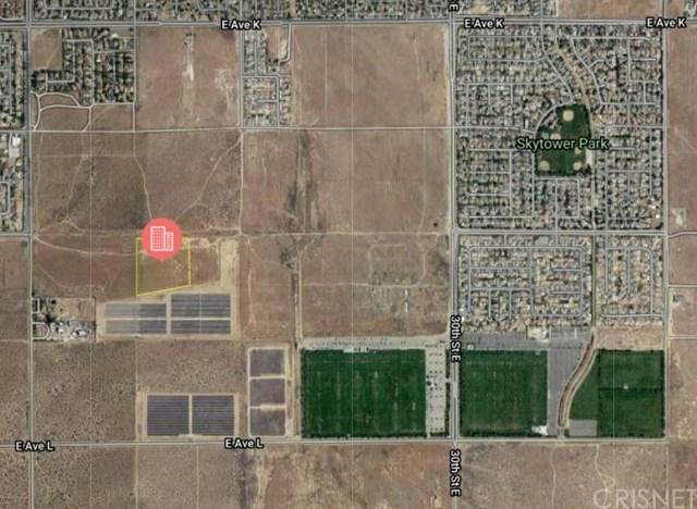 Active | Vac/Ave K8/Vic 24th Ste Lancaster, CA 93535 2