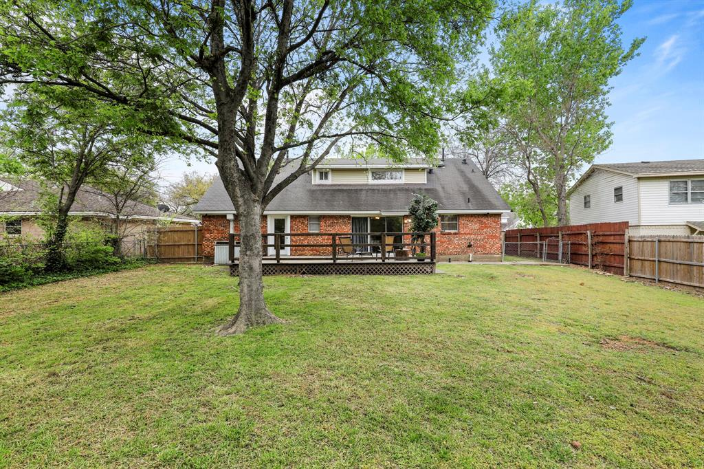 Active Option Contract | 2827 Ermine Way Farmers Branch, Texas 75234 37