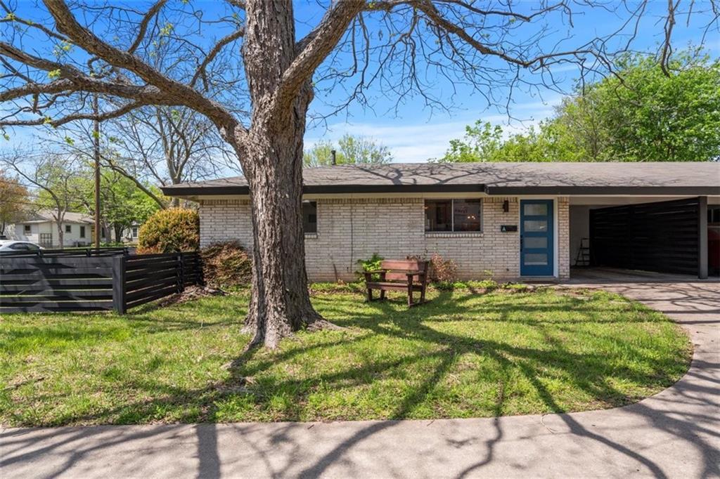 ActiveUnderContract | 1206 Brentwood Street #A Austin, TX 78757 0
