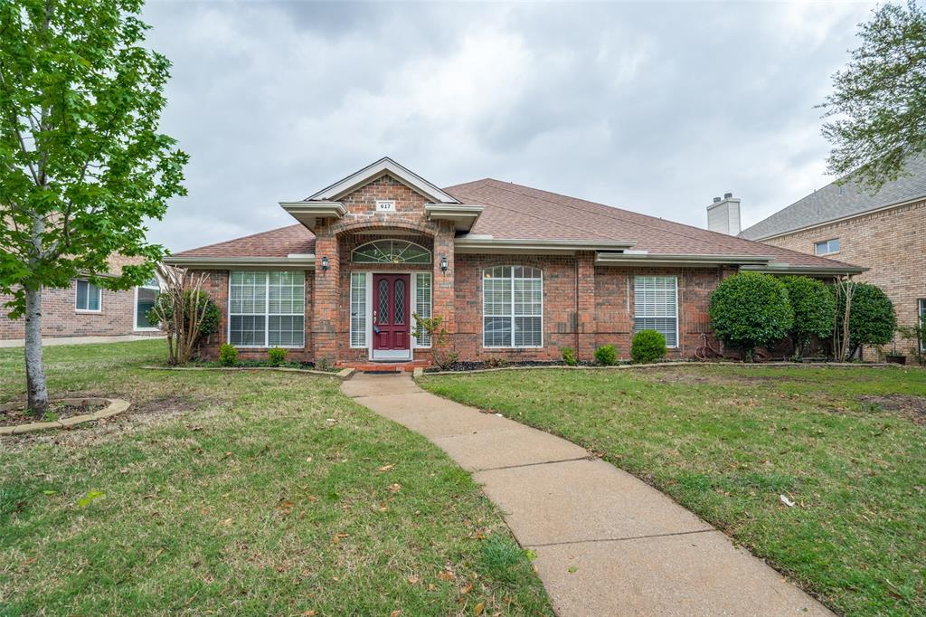 Active   617 Mossycup Oak Drive Plano, Texas 75025 0
