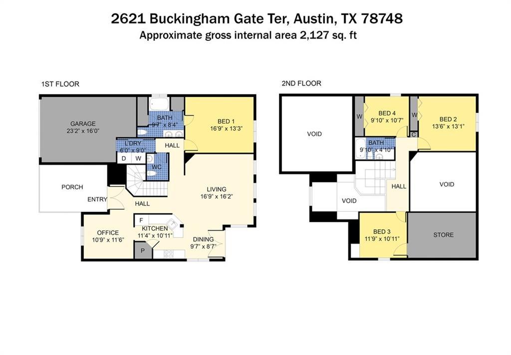 ActiveUnderContract | 2621 Buckingham Gate Terrace Austin, TX 78748 31