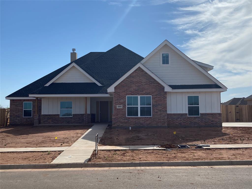Sold Property | 6809 Desert Willow Trail Abilene, Texas 79606 0