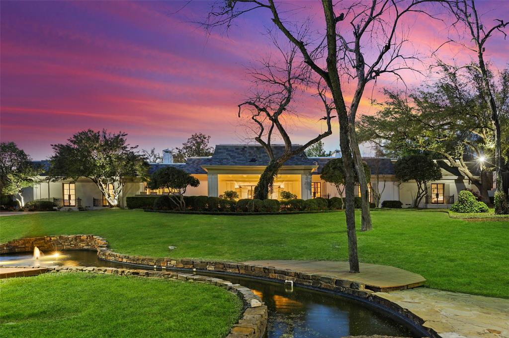Dallas Luxury Real Estate   6606 Briar Cove Drive Dallas, Texas 75254 1