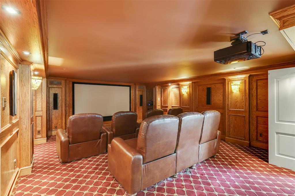 Dallas Luxury Real Estate   6606 Briar Cove Drive Dallas, Texas 75254 25