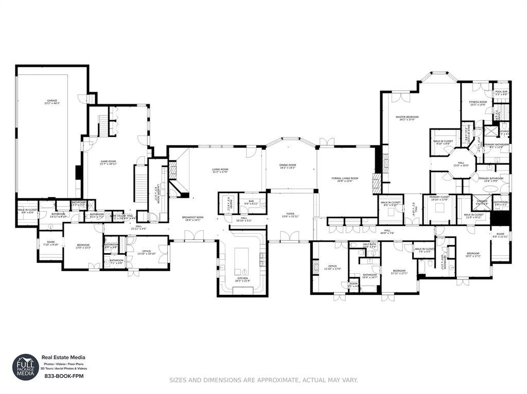 Dallas Luxury Real Estate   6606 Briar Cove Drive Dallas, Texas 75254 39