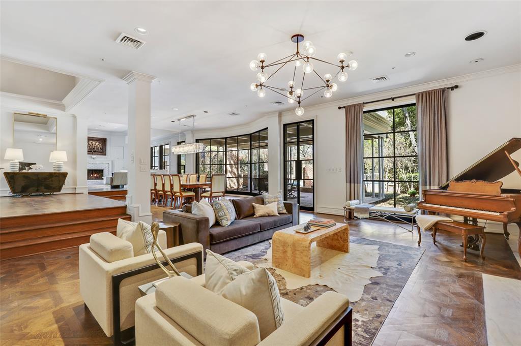 Dallas Luxury Real Estate   6606 Briar Cove Drive Dallas, Texas 75254 4